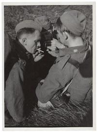 république tchécoslovaque, manoeuvres militaires (6 works) by vaclav jiru