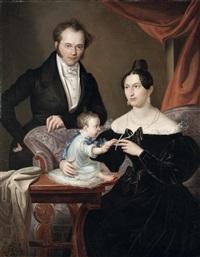 familienporträt by franz krammer