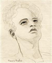 portrait de femme by francis picabia