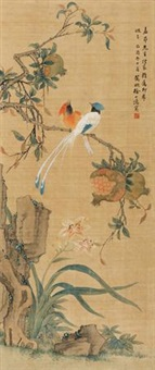 富贵双寿 by xu xiaoyin