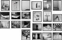 unresolved images 1968-1971 (portfolio of 22) by paul mccarthy