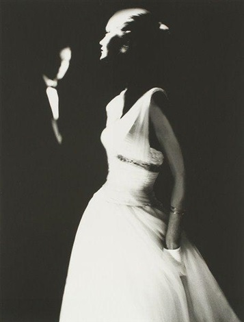 margy cato junior bazaar by lillian bassman