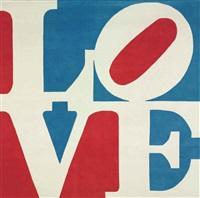 chosen love by robert indiana