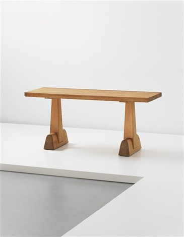 dining table from the utö series by axel einar hjorth