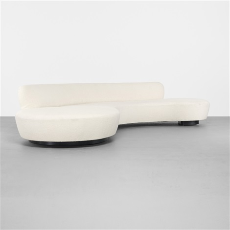 serpentine sofa by vladimir kagan