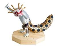 salamander (kabuki) by yuki inoue