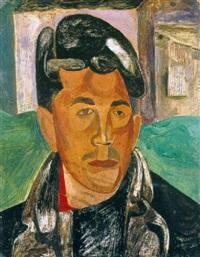 self portrait by david haughton