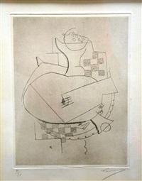 le guéridon, vers 1927 by henri laurens