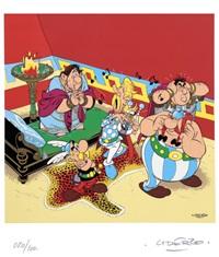 astérix by marcel uderzo