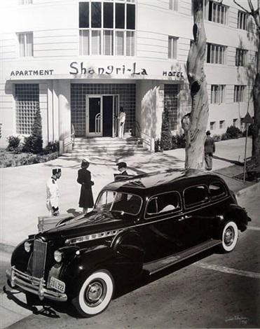 shangri la hotel by julius shulman