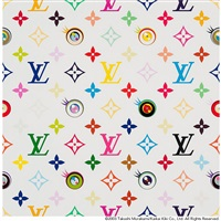 eye love superflat by takashi murakami