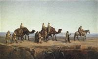caravane en marche by françois lauret