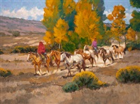 new mexico ponies by kim mackey