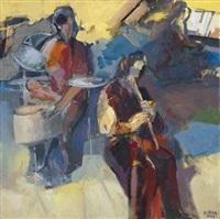 trio by denis rival