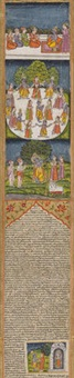 an illustrated scroll of the bhagavata purana by anonymous-indian (19)