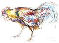le coq by raymond bigot