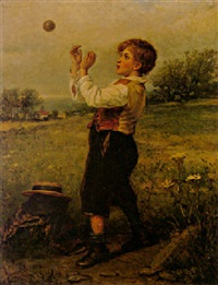 the young cricketer by james cole