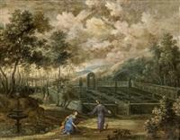 le christ jardinier by geex delavallee