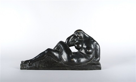 liegende by ivan mestrovic