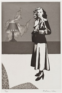 patricia knight ii by richard hamilton