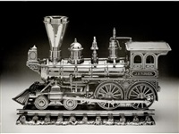 jim beam- j.b. turner engine (from luxury and degradation) by jeff koons