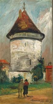 la tour by maurice utrillo