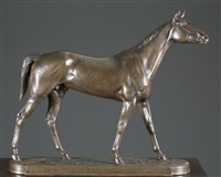 horse by robert henry rockwell