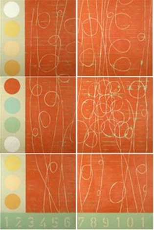 linea in 6 parts by irene naef