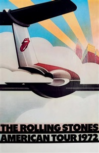 the rolling stones american tour by john pasche