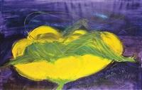 avez-vous déjà vu une sauterelle se noyer dans un bouton d'or? by jean messagier