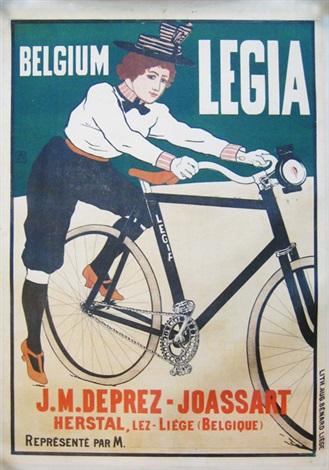 belgium légia by armand rassenfosse
