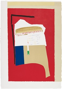 america-la france variations i by robert motherwell