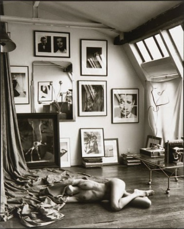 atelier réaumur linda with head covered by mark arbeit