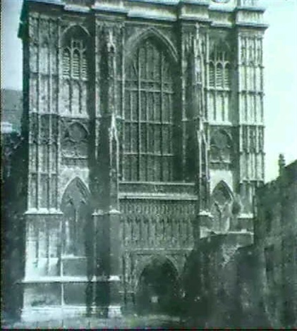 westminster abbey 1845 by nicolaas henneman