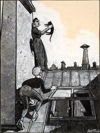 toits de paris by jean-claude gotting