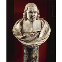 bust of ferrante capponi by giovacchino fortini