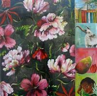 fleurs d'afrique by sophie adde