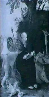 la tentation de saint-antoine by jan mandijn