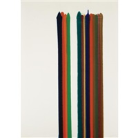 number 2-07 by morris louis