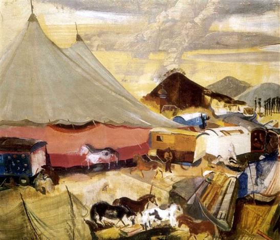 vándorcirkusz travelling circus by endre vadász