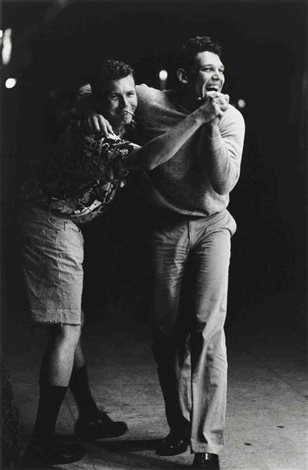 dancing in the streets waikiki by bruce weber