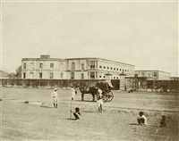 general hospital, calcutta by frederick fiebig