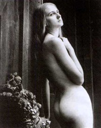 nudes (7 works) by larry colwell