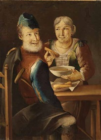 la colazione dei pitocchi by giacomo francesco cipper