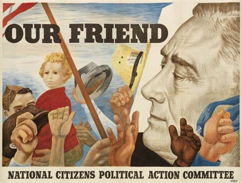 our friend by ben shahn