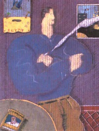 l'homme bleu by jeff jackson