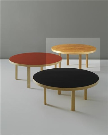 Rare And Large LLeg Coffee Table Model No By Alvar Aalto On Artnet - Coffee table no legs