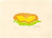les citrons by georges braque