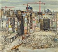 démolition by jurg kreienbuhl
