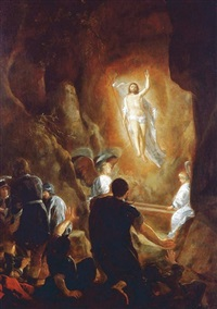 the resurrection by thomas de keyser
